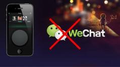 Come cancellarsi da WeChat (da un telefono Android)