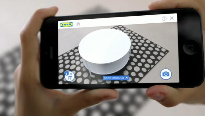App ikea 2014 per arredare casa arriva la realt aumentata for App per arredare casa