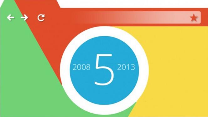 Google Chrome, il re dei browser, festeggia il suo 5º compleanno: cosa gli riserva il futuro?