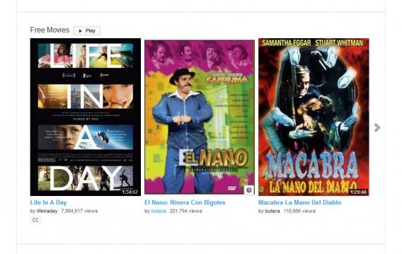 Regarder des films complets gratuitement et légalement