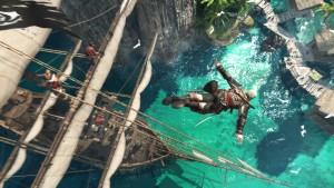 Assassin's Creed 4: luoghi e attività. Gameplay commentato