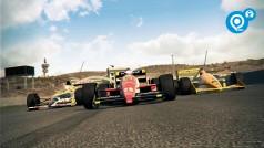 F1 2013: nuova stagione e bolidi d'epoca