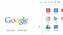 Google: nuovo logo e cambia la barra di navigazione