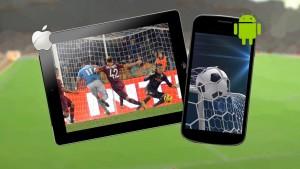 Le migliori app per vedere le partite di calcio in streaming (Android e iOS)