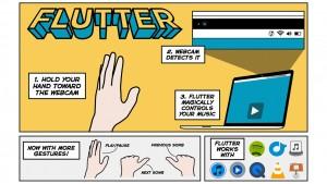 Flutter: controlla il computer con le mani come un Jedi