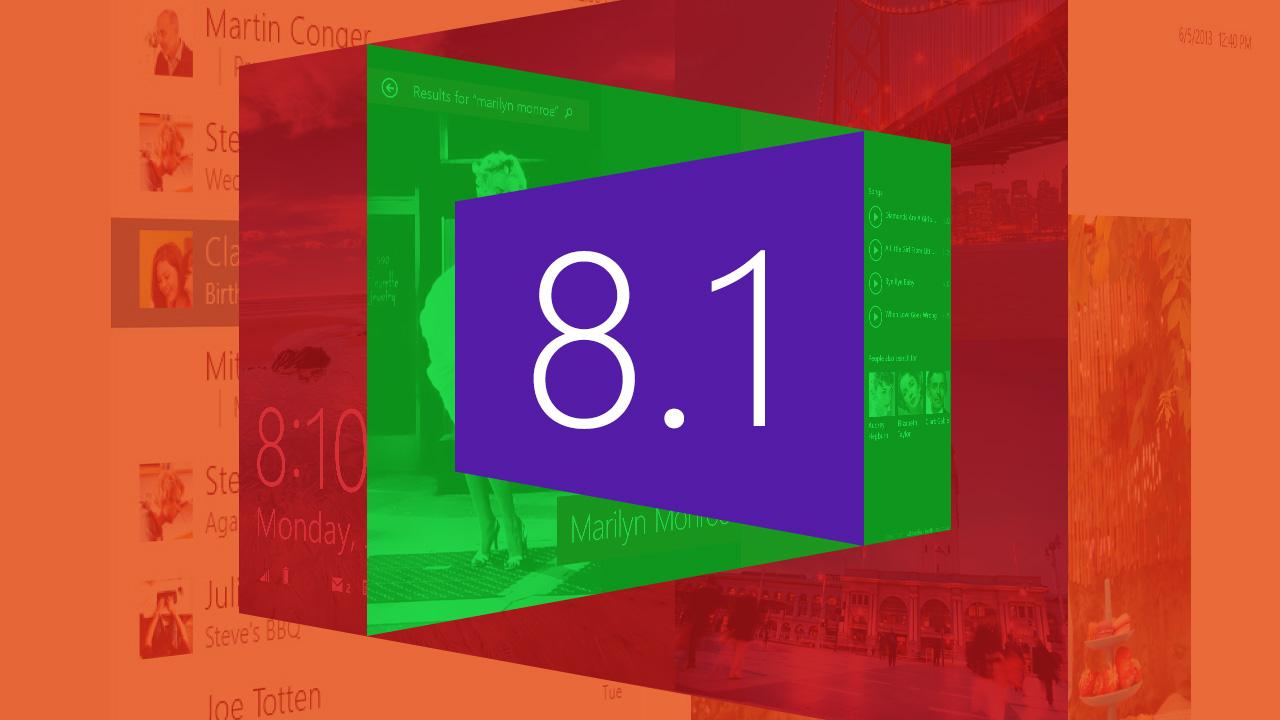 Windows 8.1: come fare l'aggiornamento da Windows 8, Windows 7, Vista e XP