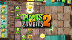 Plants vs. Zombies 2 per Android e iPhone: nuovo mondo medievale