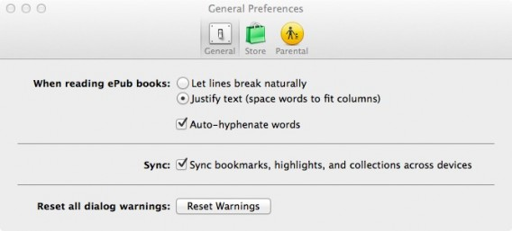 Sync bookmarks highlights and collections across devices