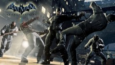 Batman Arkham Origins hands on: caccia al Cavaliere Nero