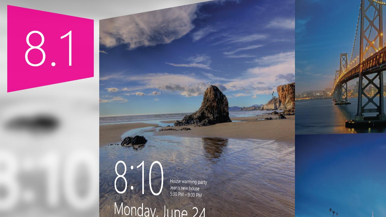 Windows 8.1: nuove opzioni di personalizzazione
