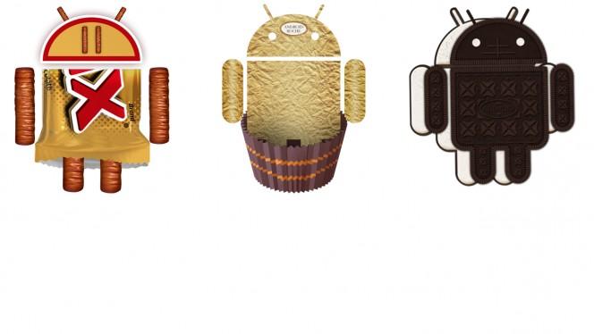 Android 5.0: Oreo, Snickers o Twix. A noi piacerebbe... mangiarlo così!