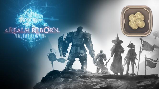 Final Fantasy XIV: come guadagnare soldi