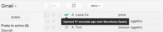 gmail mailtrack
