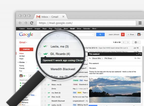 mailtrack screenshot