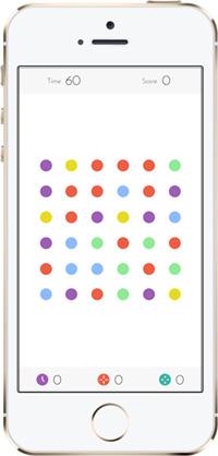 Dots para iPhone