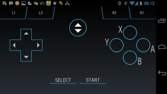 Transforme o Android em um controle