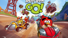 Angry Birds Go! disponibile su Android, iPhone e Windows Phone