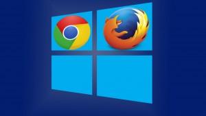 Il browser touch per Windows 8: le potenzialità della modalità tablet di Chrome e Firefox