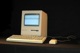 Un vecchio Mac