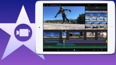 Video editing per iPad