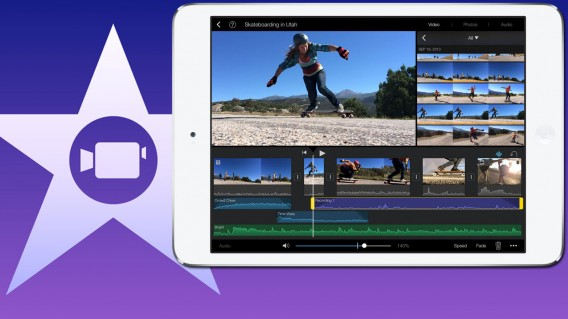 how to send imovie to iphone