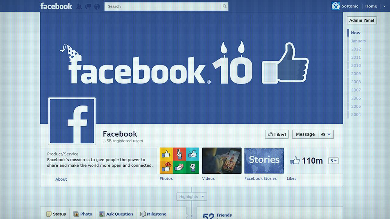 10 anni di Facebook: storia del social network che ha cambiato il mondo