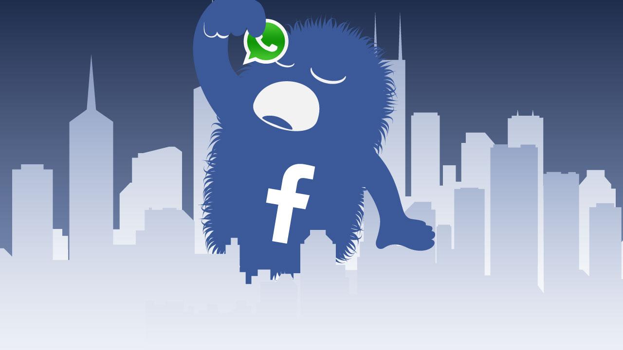 Usare WhatsApp dopo l'acquisto da parte di Facebook? 5 motivi per lasciarlo e 1 per continuare a usarlo
