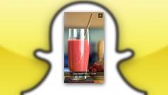 Snapchat: attenti al frullato. Foto di smoothies contengono hack