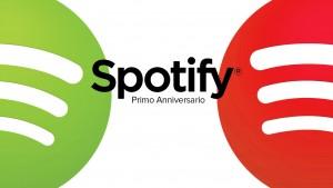 Buon compleanno, Spotify Italia! 365 giorni di musica in streaming
