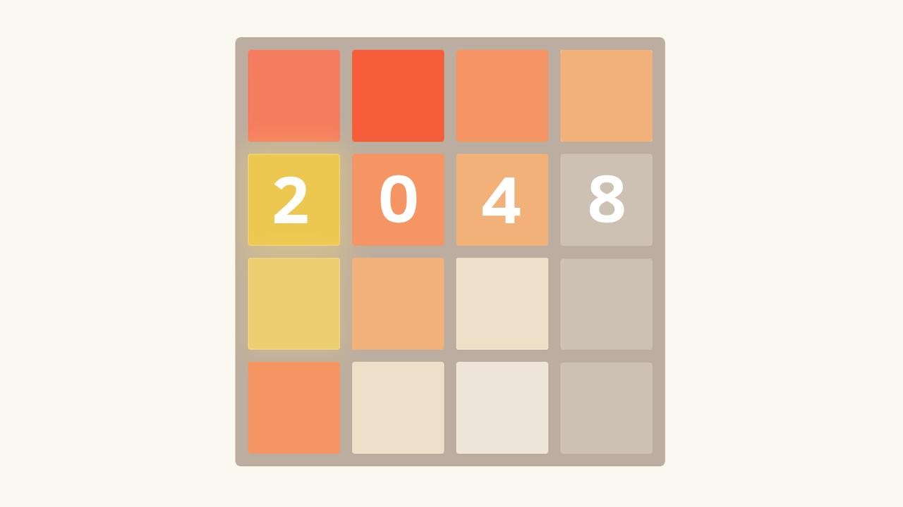 gioco 2048 da