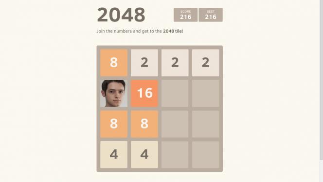 2048: il gioco del momento raccontato dal suo autore