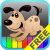 Kids Animal Piano Free na Android