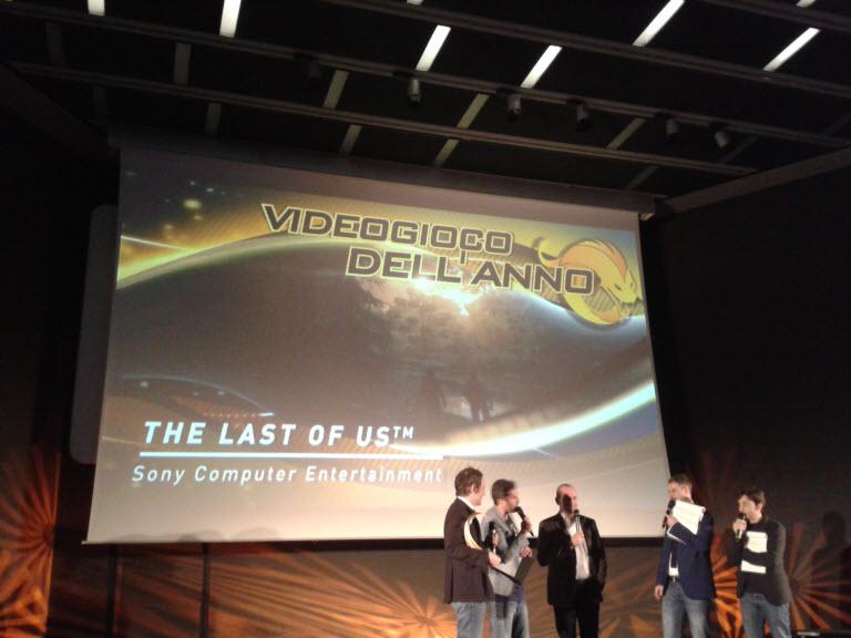 The Last of Us miglior videogioco dell'anno