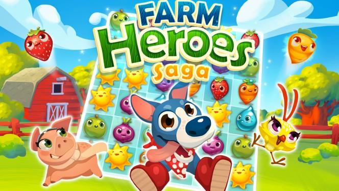 Farm Heroes Saga: 6 consigli per superare tutti i livelli