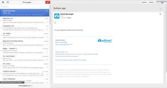 Gmail Off-line permite ler e escrever mensagens mesmo sem conexão