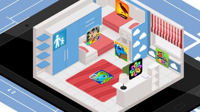 Cosa posso fare con il tablet: farlo diventare un baby sitter