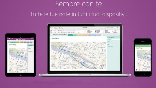 OneNote per Mac: buone e cattive notizie