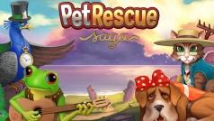 Nuovo episodio di Pet Rescue Saga per iOS: Castello dei sogni