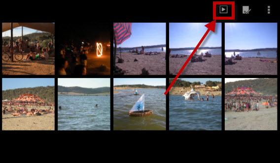 QuickPic - slideshow