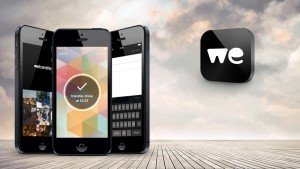 con wetransfer su iphone