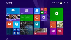 Microsoft sperimenta le piastrelle interattive. Per Windows 9?