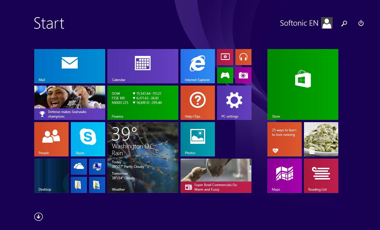 L'update di Windows 8.1 trapela in rete