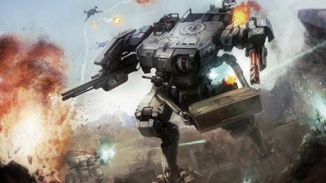 Titanfall e altri 6 giochi di mecha