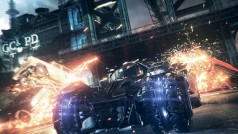 Batman Arkham Knight: nuove immagini