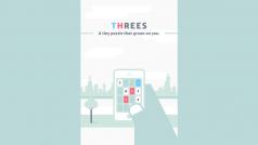 Threes! disponibile per Android