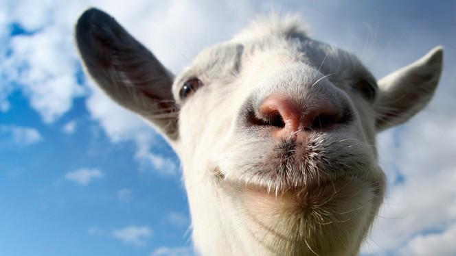 Goat Simulator 2014 è davvero assurdo come sembra