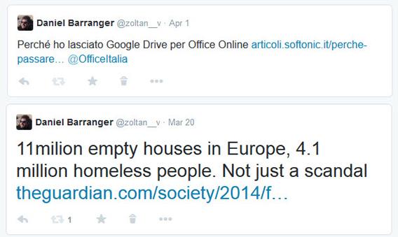 Mise en avant des tweets les plus populaires