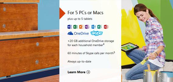 L'Offre Office 365