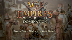 Trailer di Age of Empires: World Domination, la versione per cellulari della serie AoE