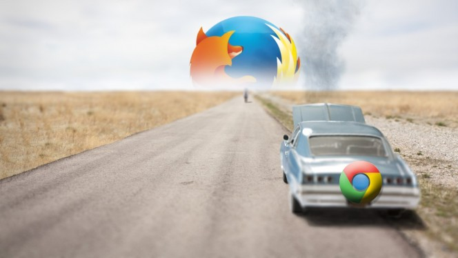 Meglio Firefox di Chrome: 5 ragioni che convinceranno anche te